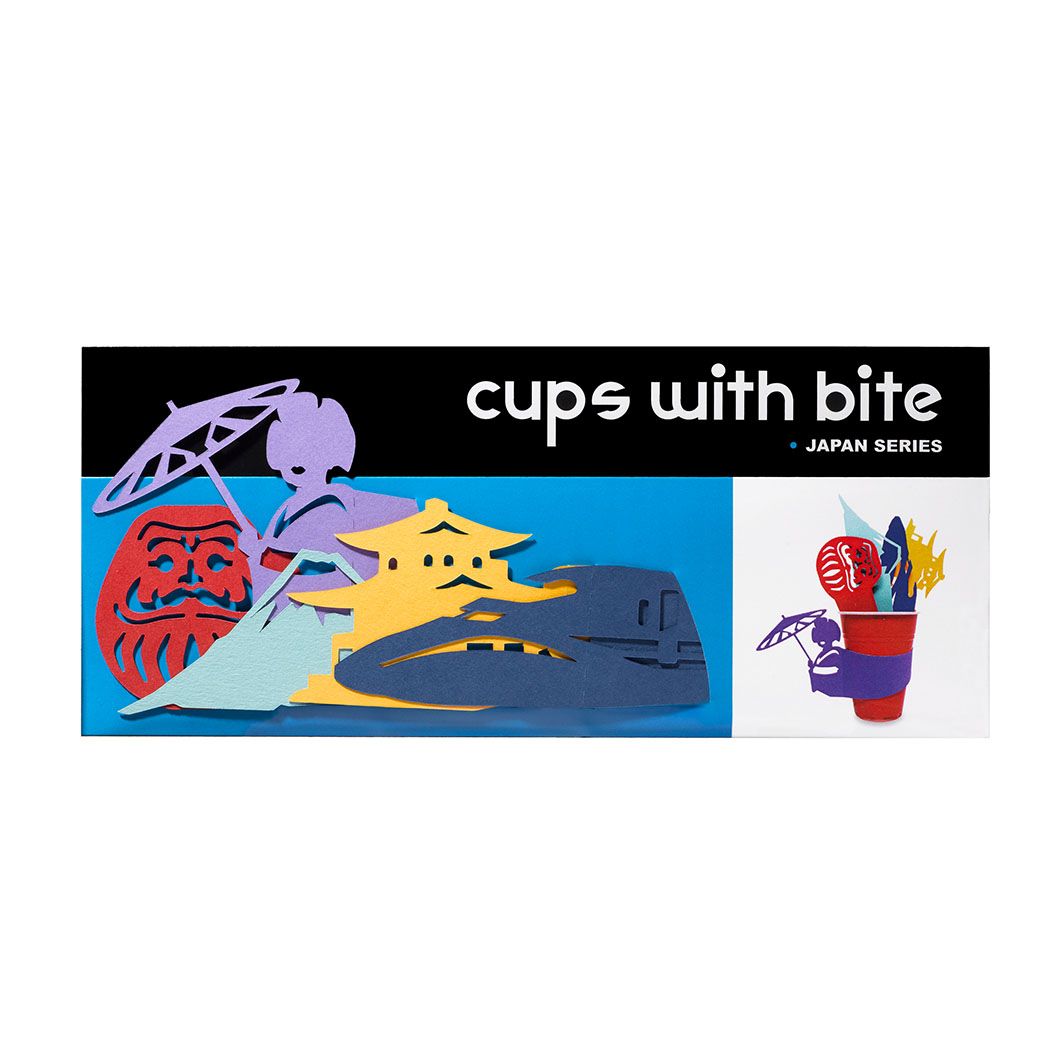 Cups With Bite Japan