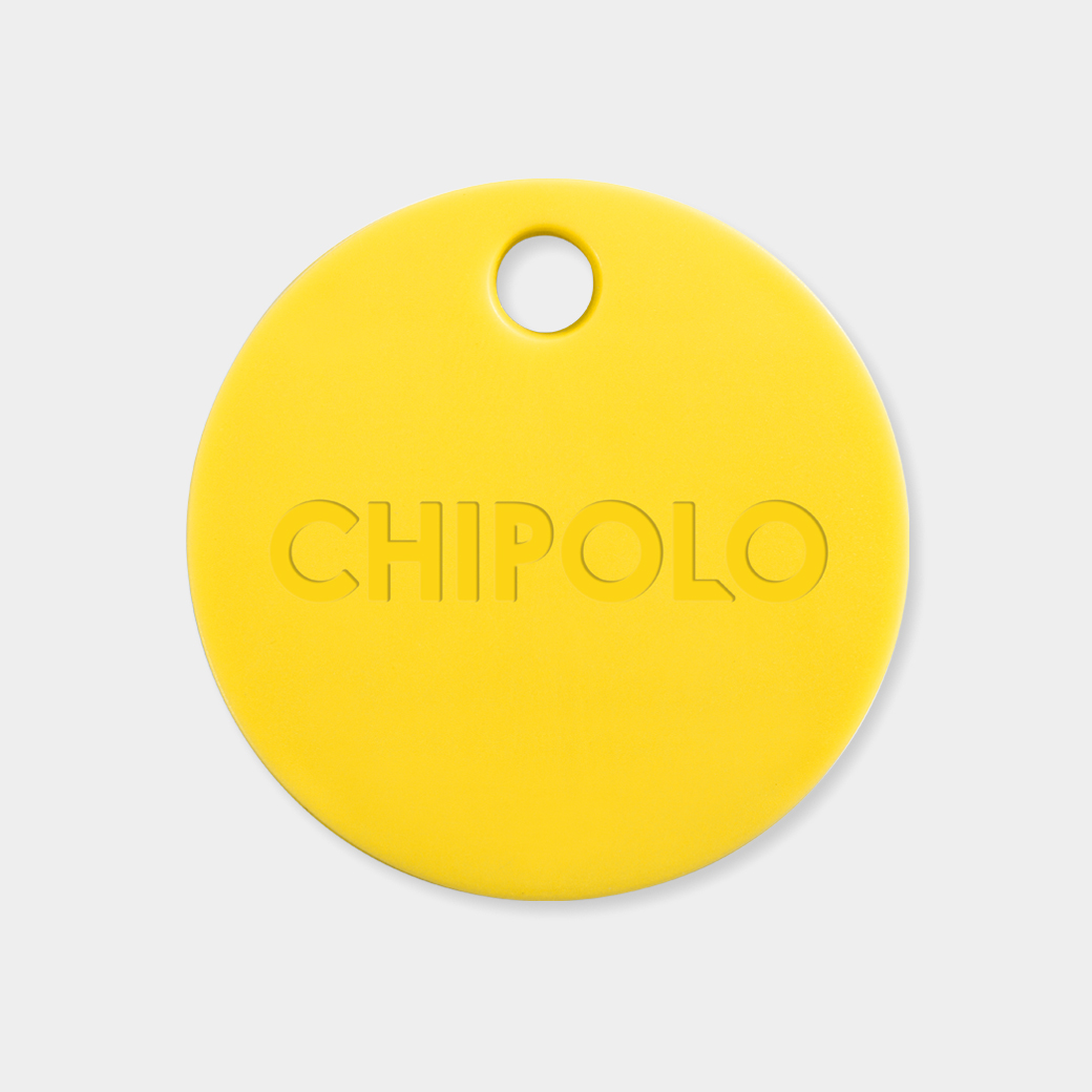 Chipolo ロケーター イエロー