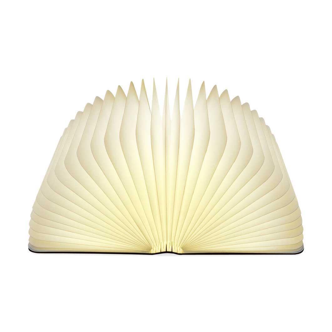<MoMA> Lumiosf ブックランプ ウォルナット