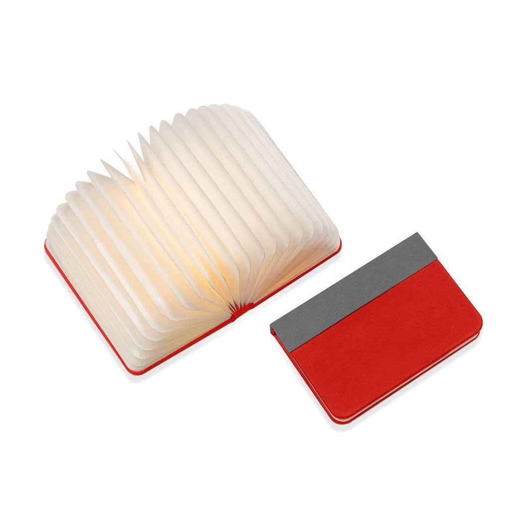 Mini Lumio+ グレー/レッド Exclusiveの商品画像