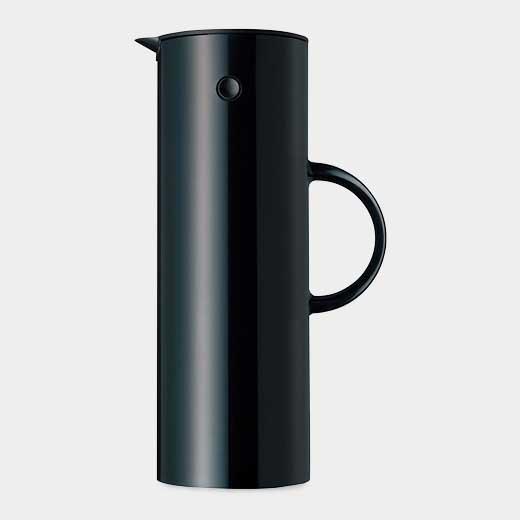 Stelton バキュームジャグ ブラックの商品画像