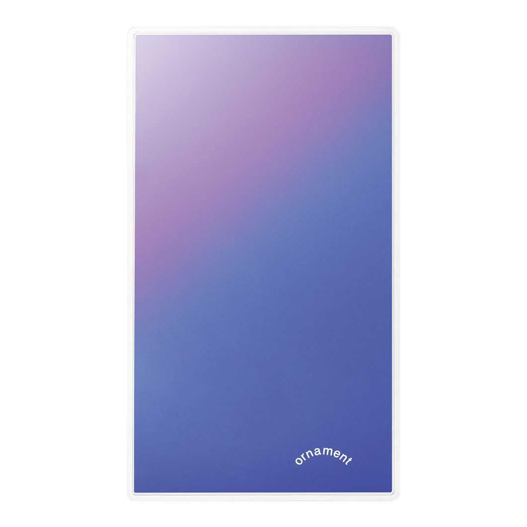 グラデーションミラー ブルーの商品画像