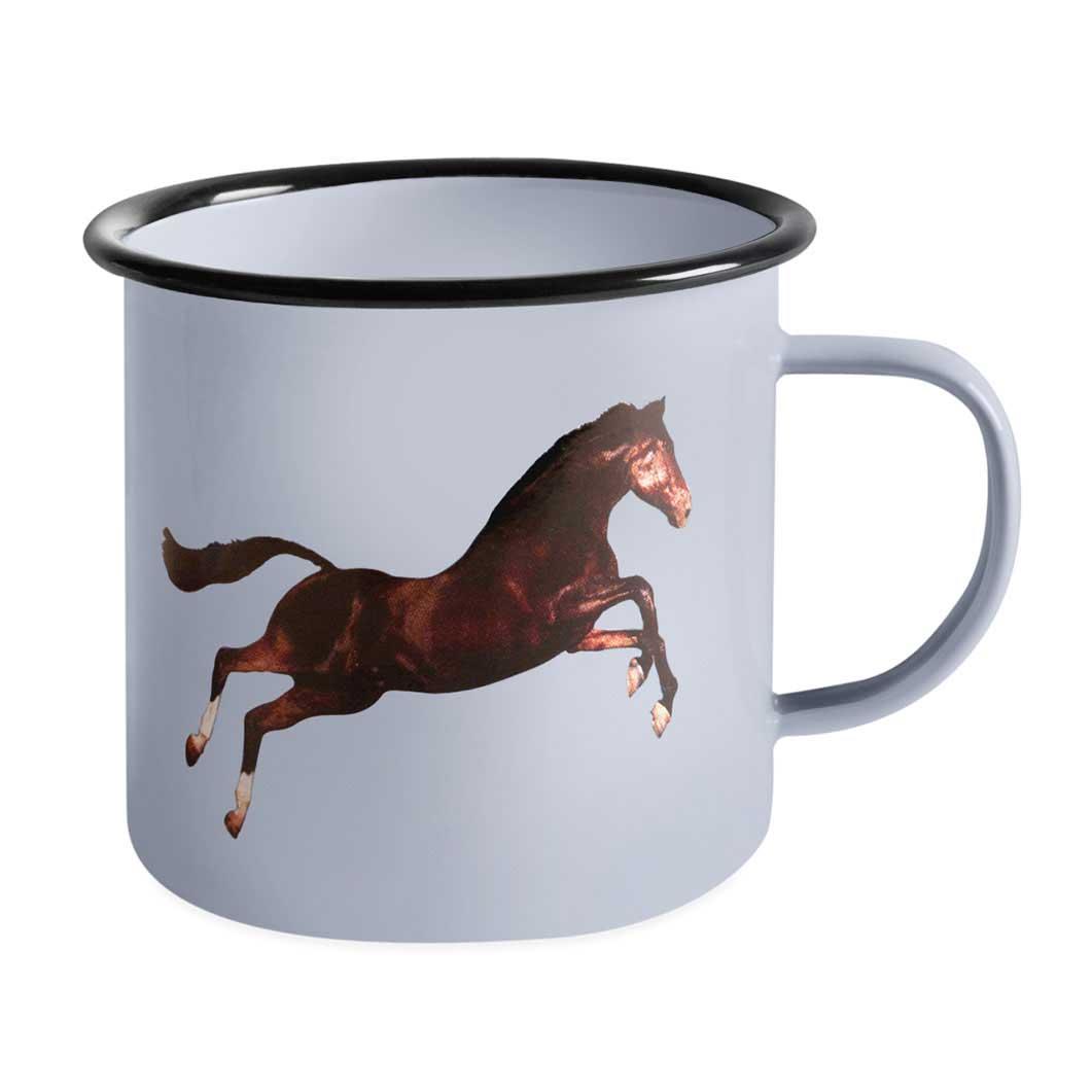 Cattelan エナメル マグ Horseの商品画像