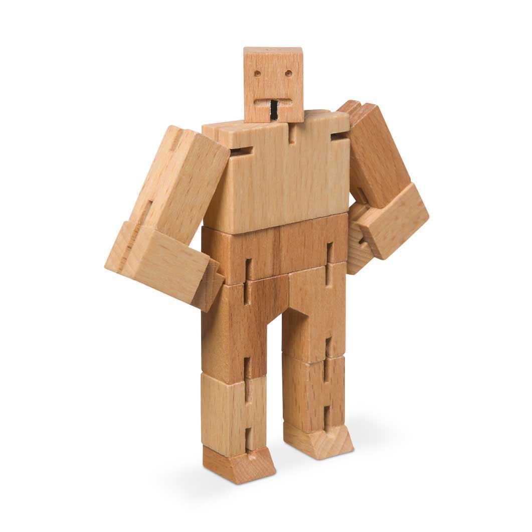MoMA STOREマイクロ キューボット ウッドトイ ナチュラル