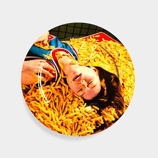 Maurizio Cattelan:プレート French Friesの商品画像