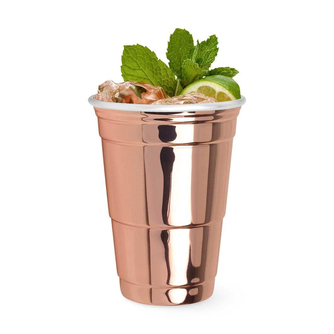 パーティカップ コッパーの商品画像