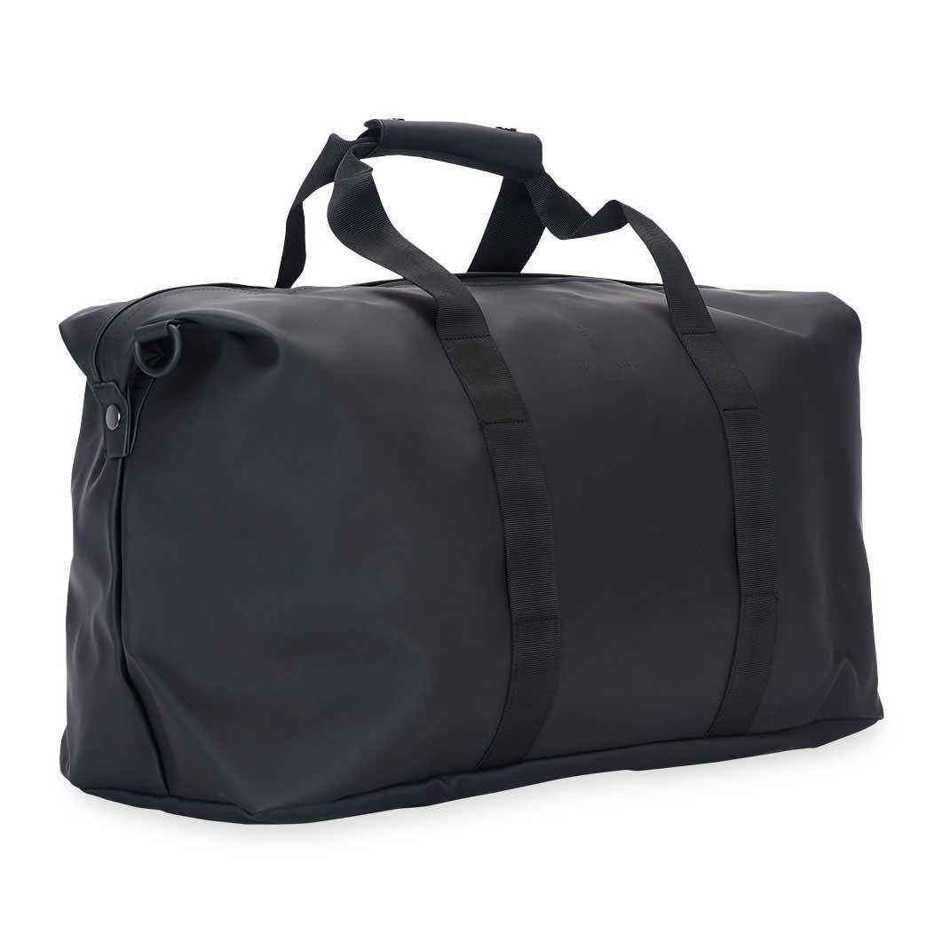 RAINS ウィークエンドバッグ ブラックの商品画像