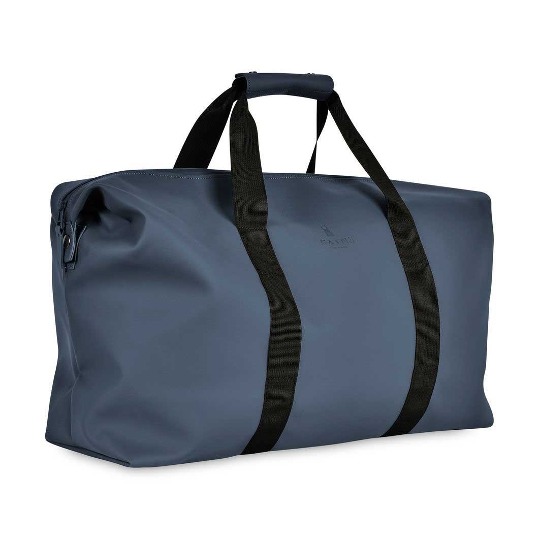 RAINS ウィークエンドバッグ ブルーの商品画像
