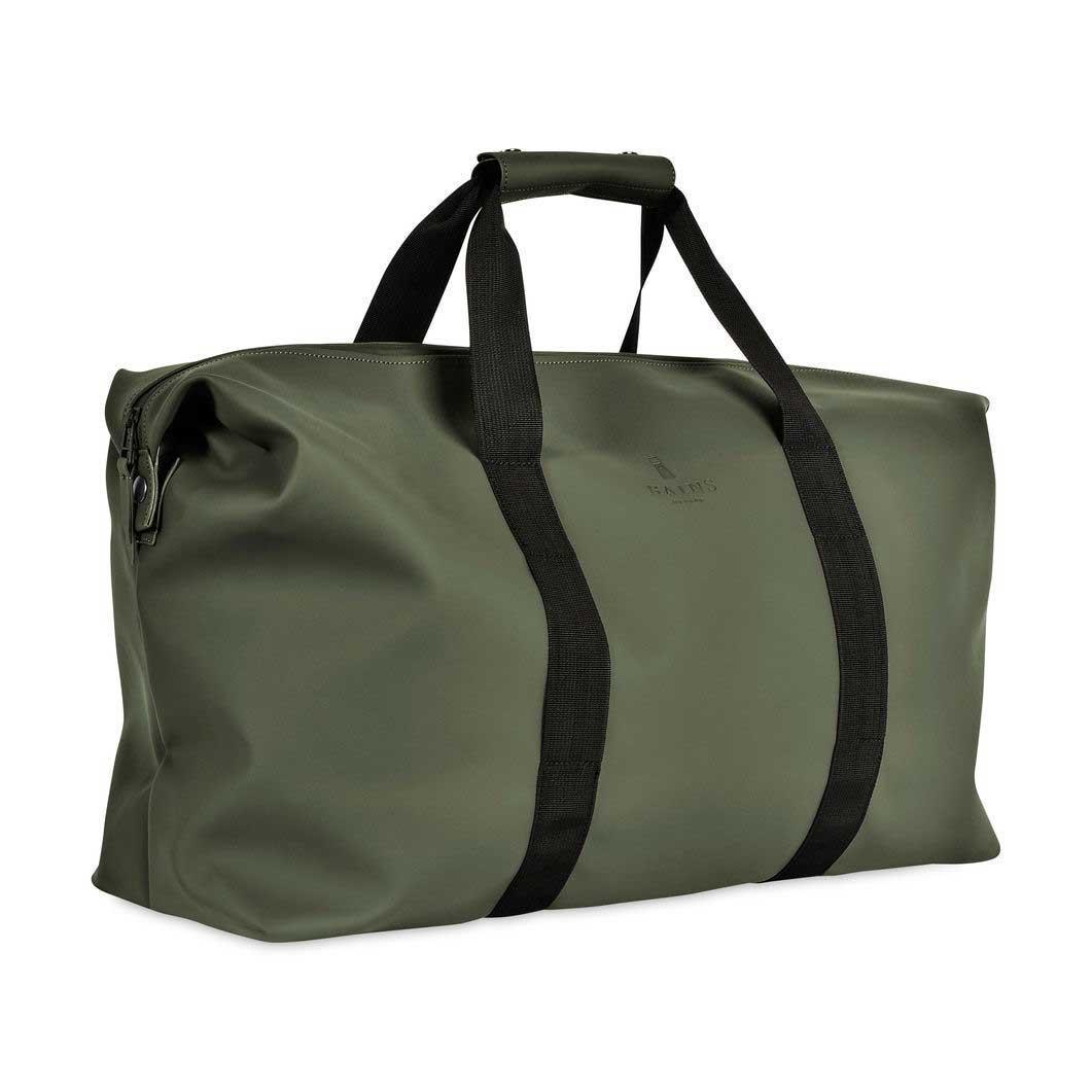 RAINS ウィークエンドバッグ グリーンの商品画像