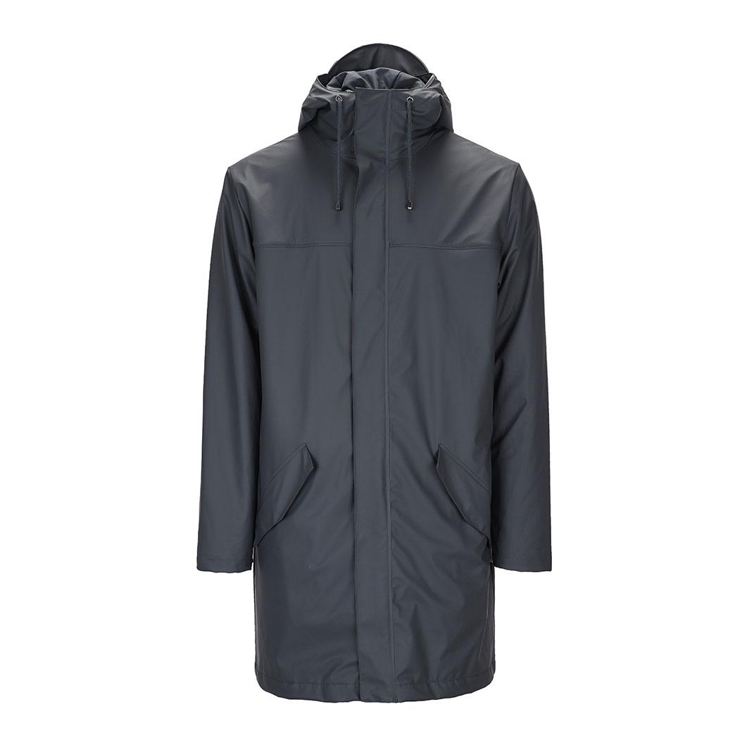 RAINS アルパインジャケット ブルー XS/Sの商品画像