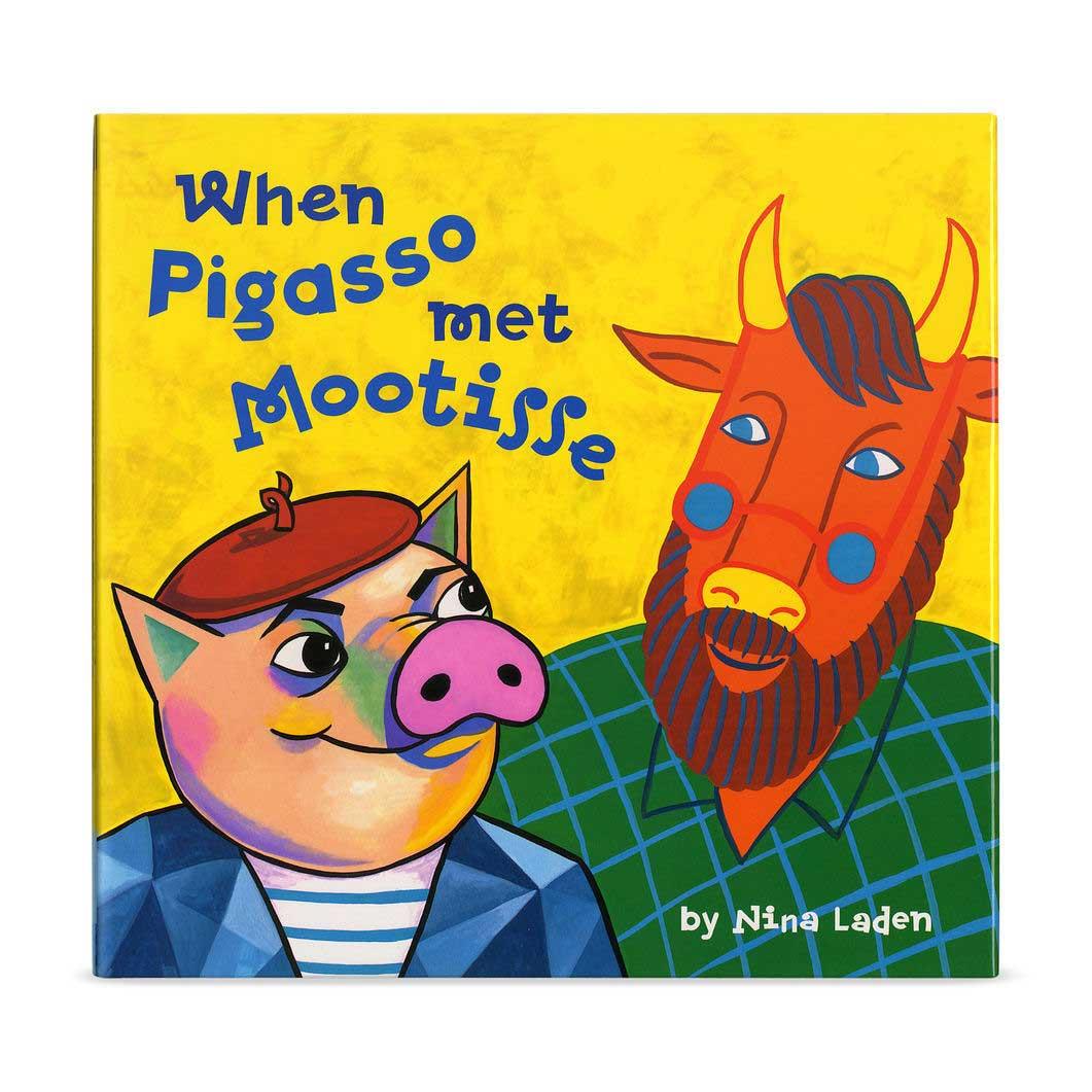When Pigasso Met Mootisseの商品画像