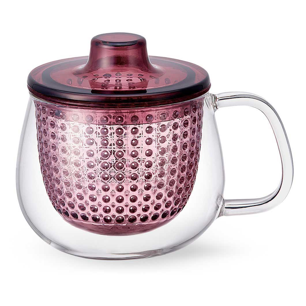 UNIMUG 茶こし マグ ワインの商品画像