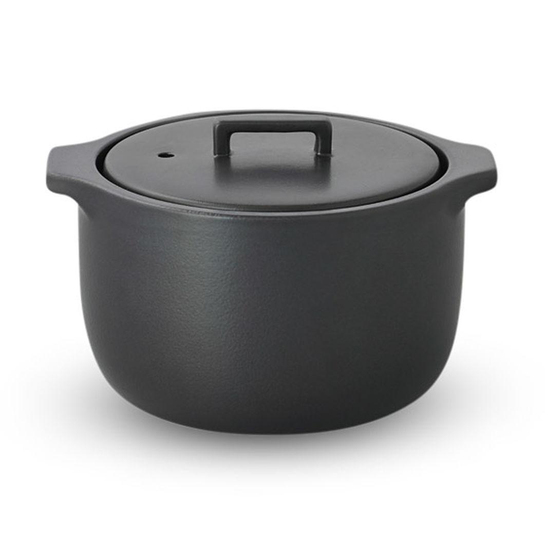 KAKOMI 炊飯土鍋 ブラックの商品画像