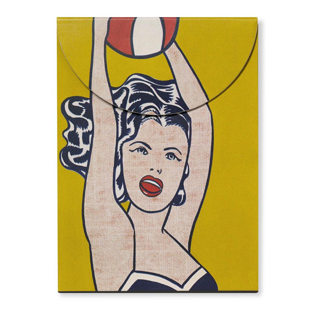 MoMA Lichtenstein ノートパッドの商品画像