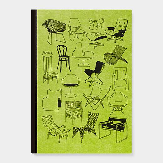 MoMA コレクション ノートブック チェアの商品画像