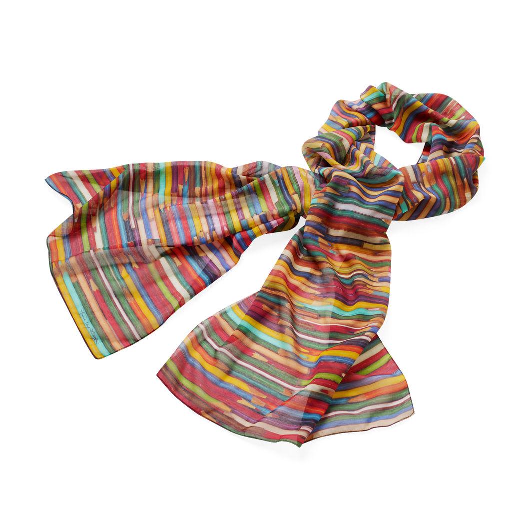 MoMA FLW ペンシル スカーフの商品画像