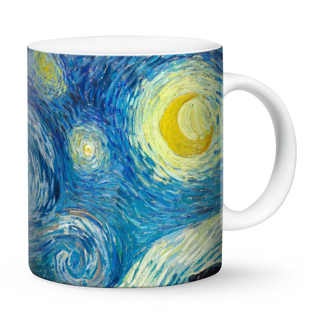 MoMA スターリーナイト マグカップの商品画像