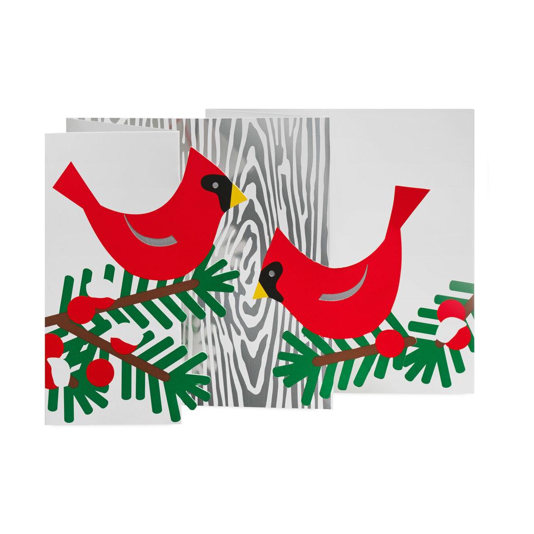 MoMA STOREMoMA クリスマスカード ウィンターレットバード (8枚セット)