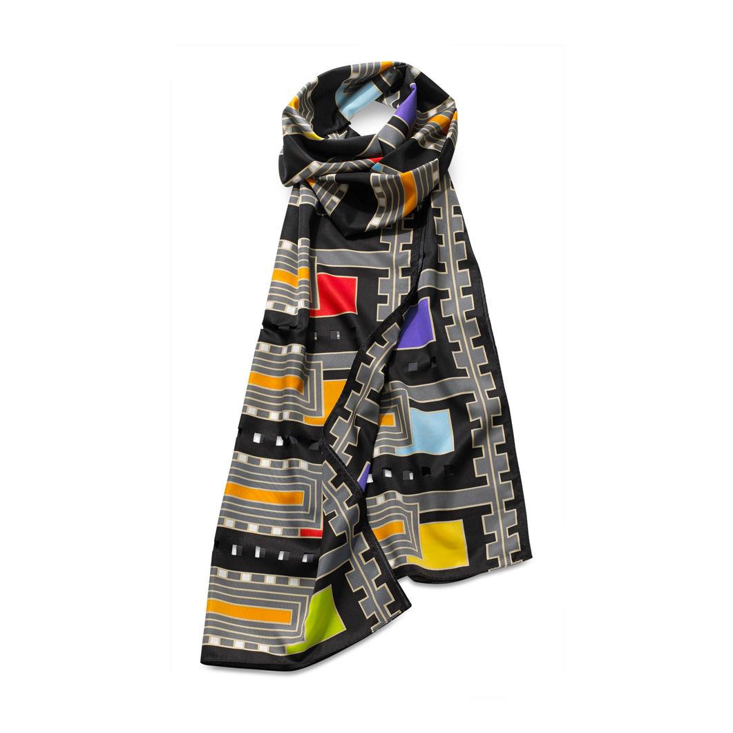 MoMA FLW ユーソニアン スカーフ ブラックの商品画像
