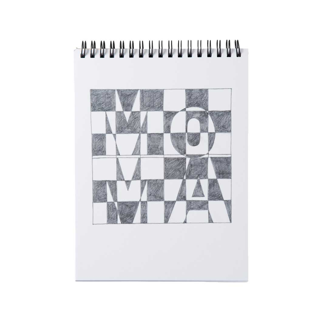 YOSHIMOTO ロゴ スケッチブックの商品画像