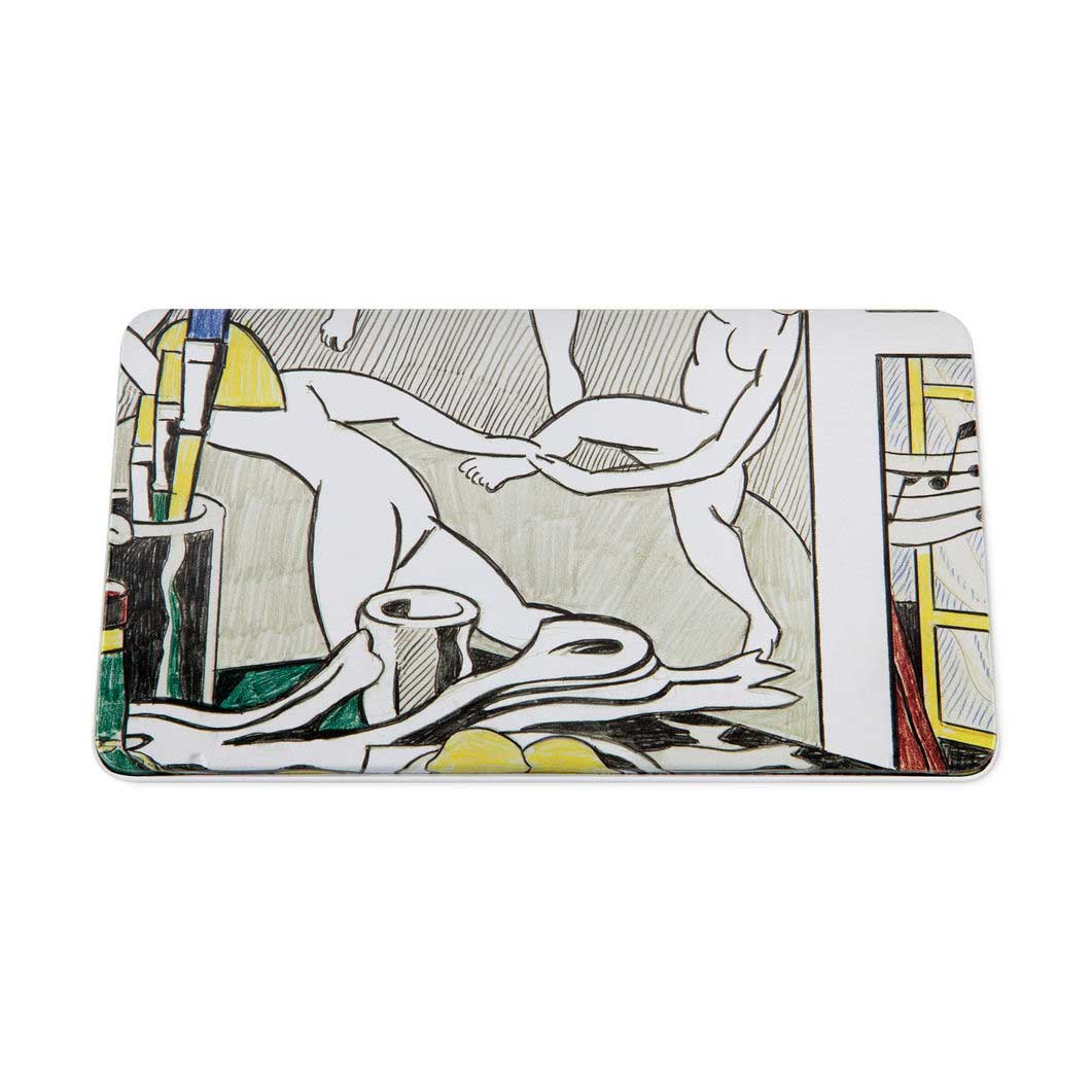 MoMA リキテンスタイン カラーペンシル The Dance(12本セット)の商品画像