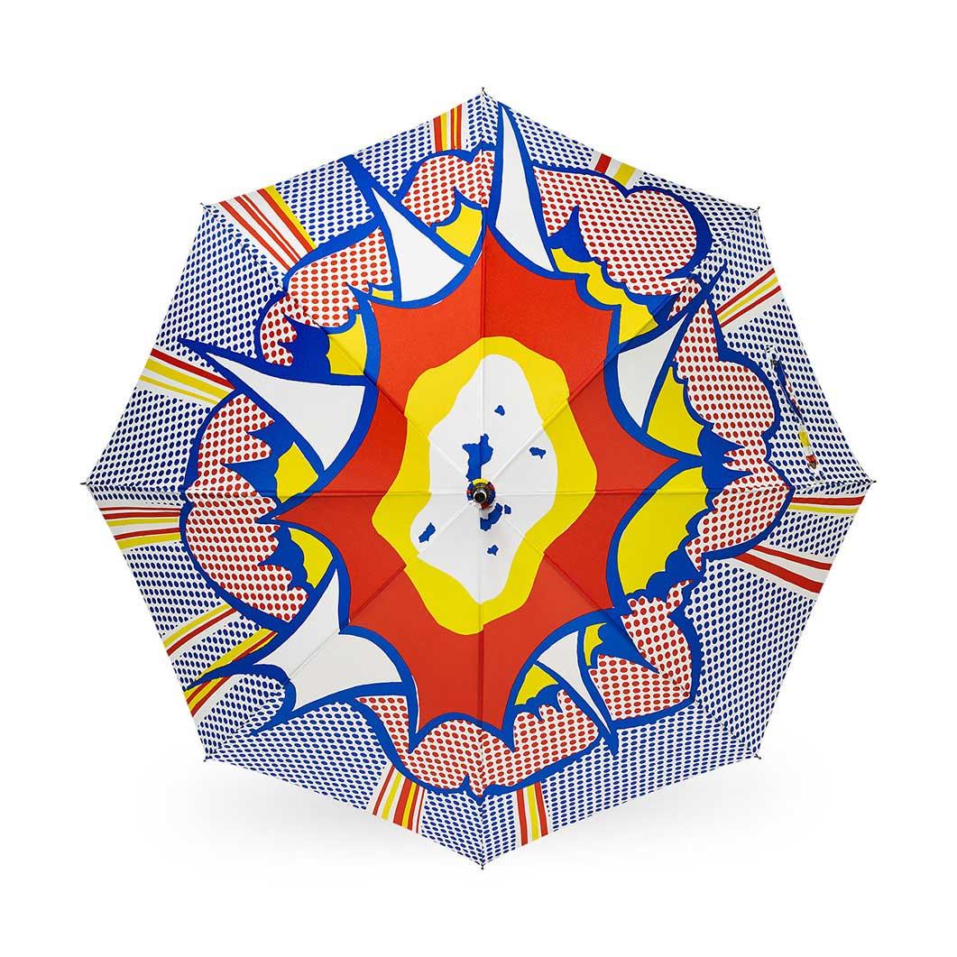 MoMA リキテンスタイン Explosion アンブレラの商品画像
