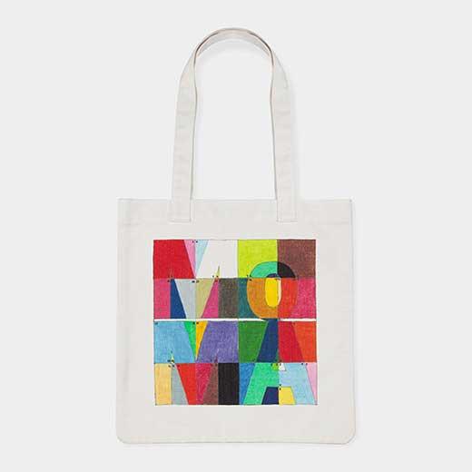 YOSHIMOTO ロゴ トートバッグの商品画像
