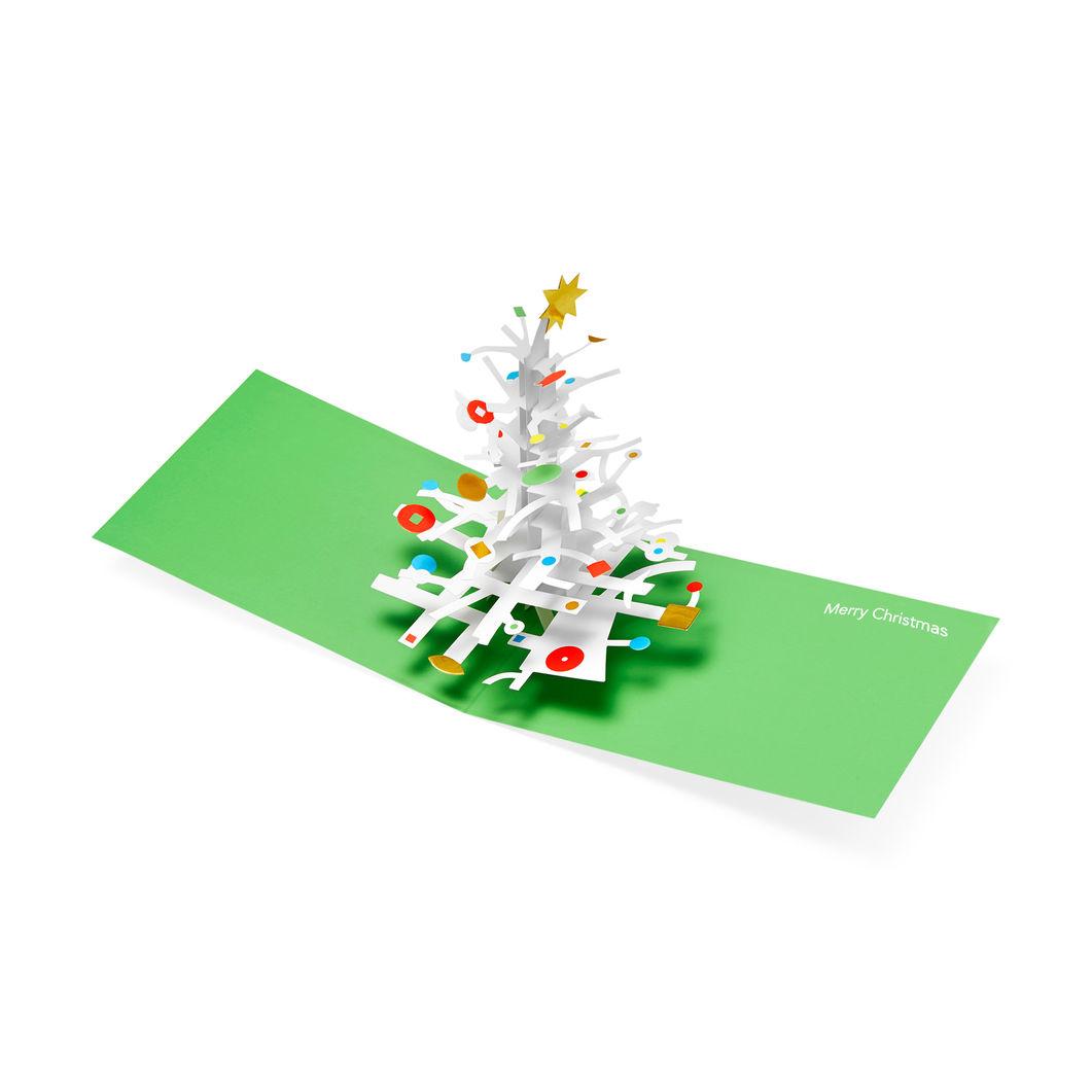 MoMA クリスマスカード オー タンネンバウム (8枚セット)の商品画像