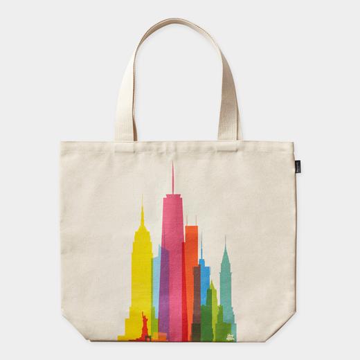 New York City トートバッグの商品画像