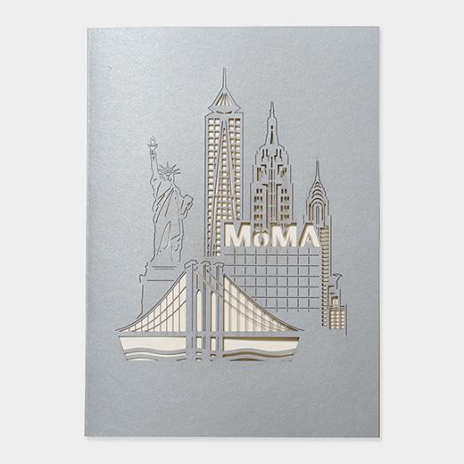 MoMA ダイカットノート A5の商品画像