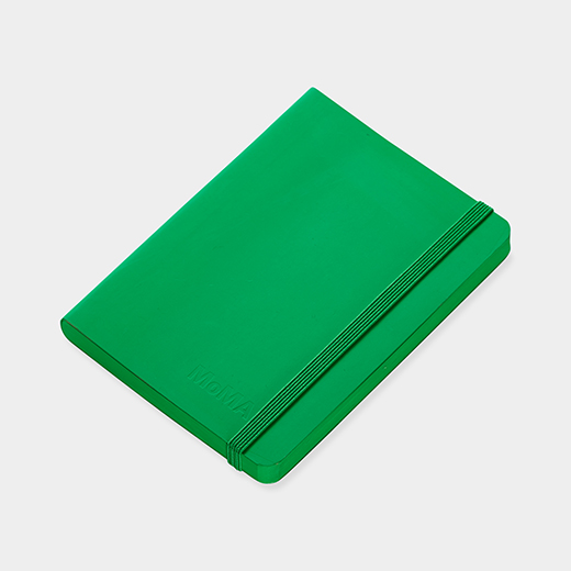MoMA カラーシリーズ ノートブック S グリーンの商品画像