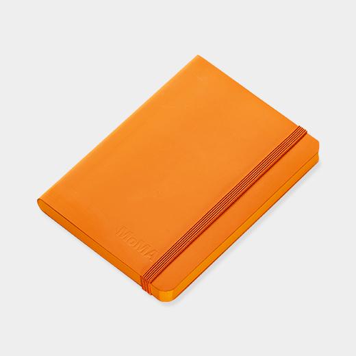 MoMA カラーシリーズ ノートブック S オレンジの商品画像