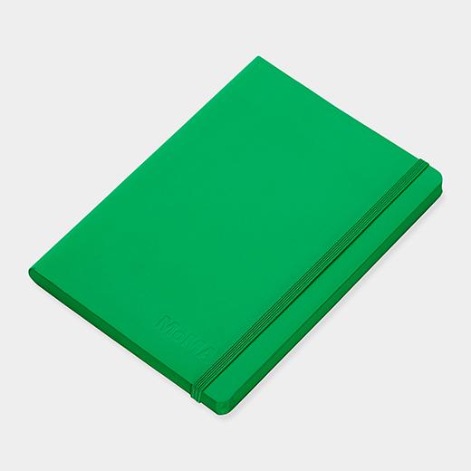 MoMA カラーシリーズ ノートブック L グリーンの商品画像