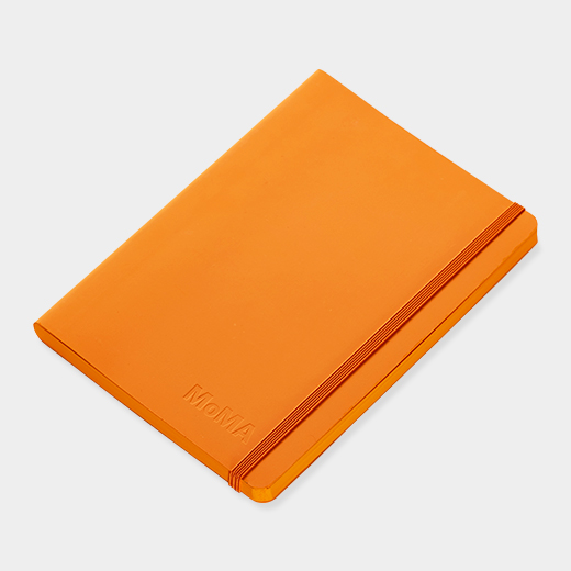 MoMA カラーシリーズ ノートブック L オレンジの商品画像