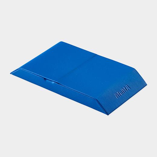 MoMA カラーシリーズ カードケース ブルーの商品画像