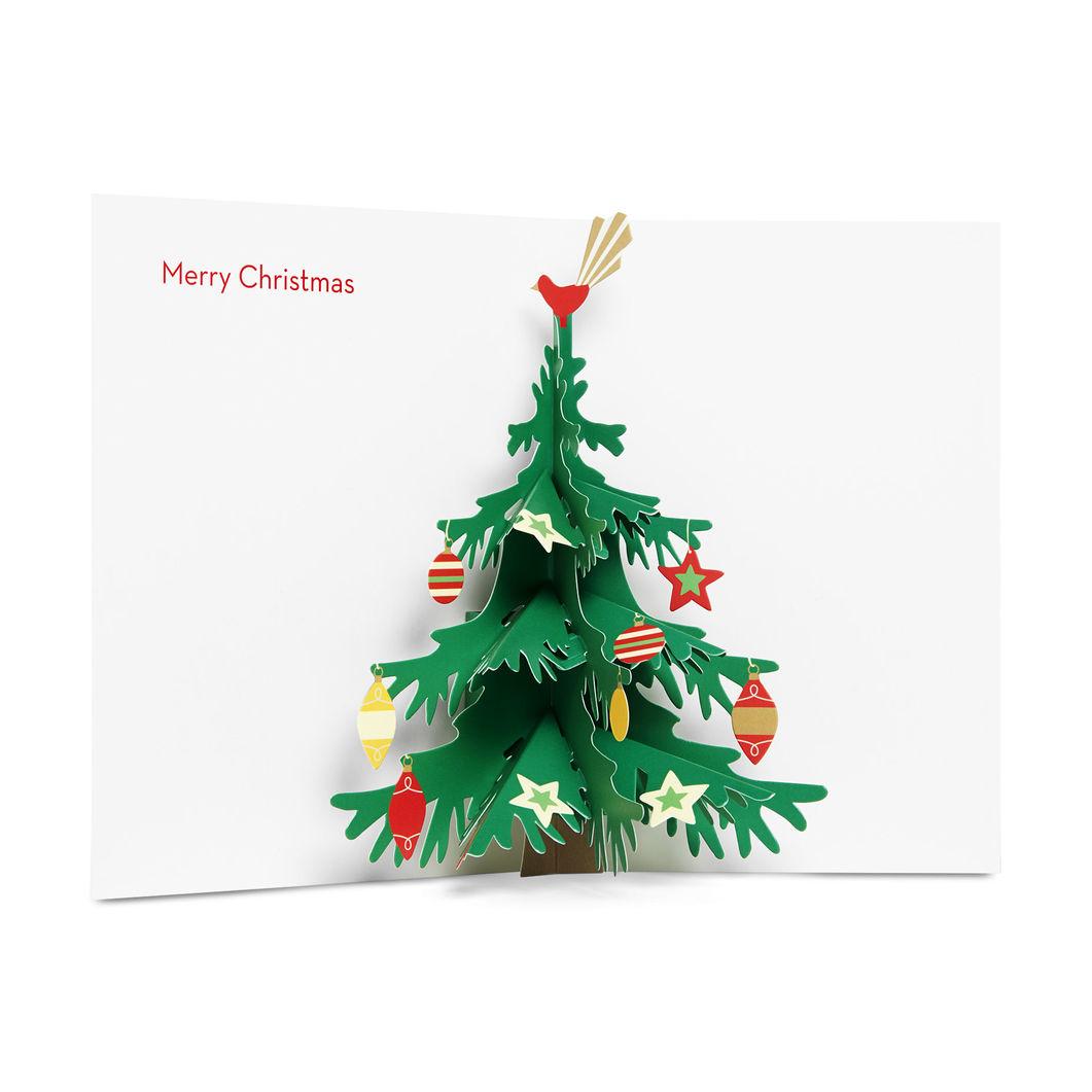 MoMA クリスマスカード ジョイフルツリー (8枚セット)の商品画像