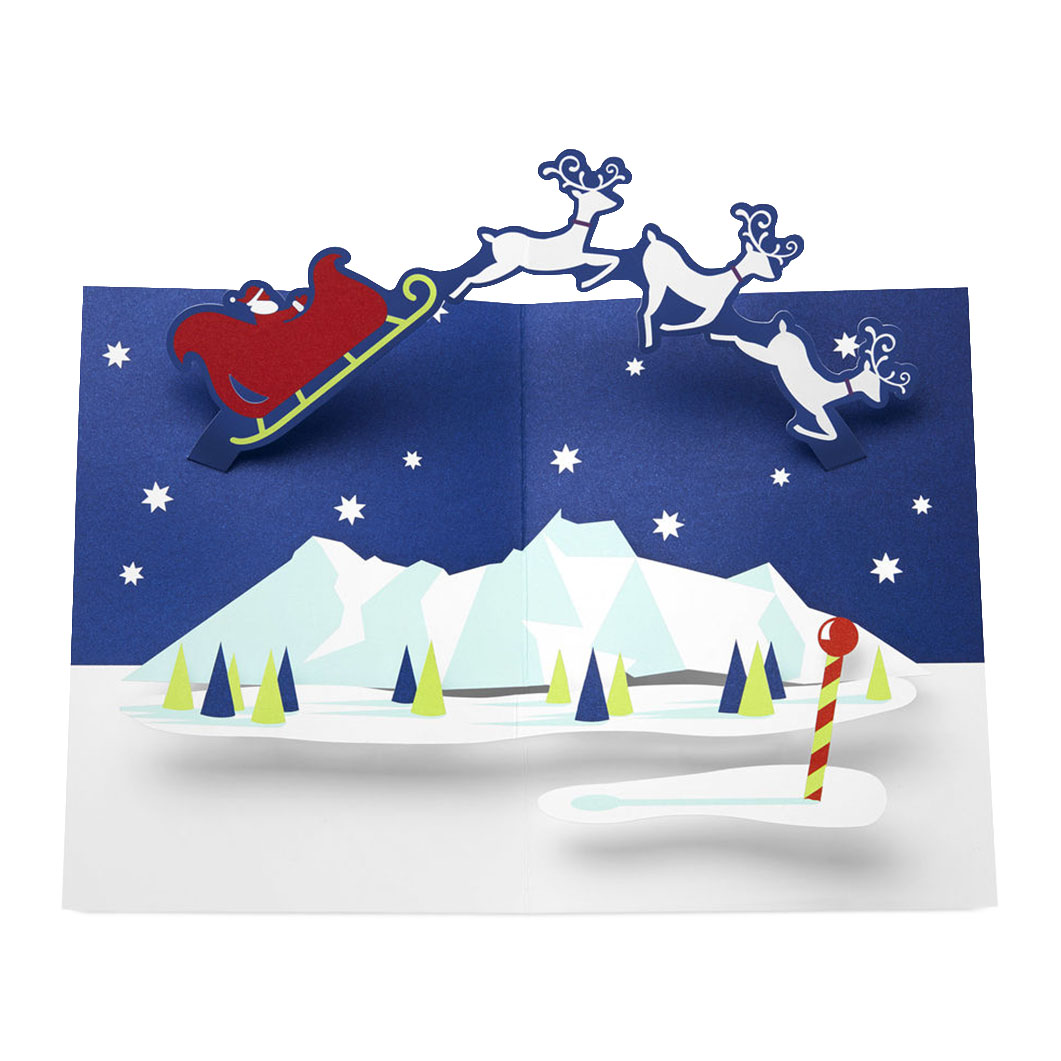 MoMA STOREMoMA クリスマスカード クリスマスイブ (8枚セット)