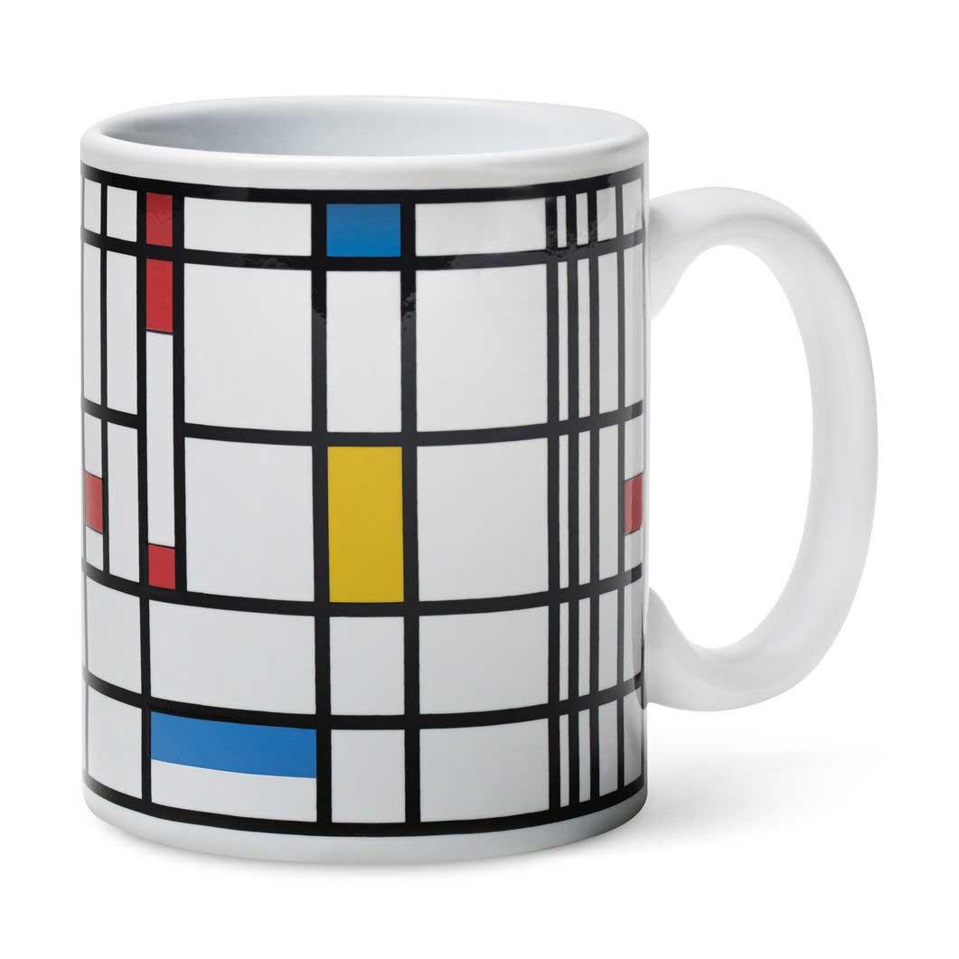MoMA モンドリアン カラーチェンジング マグの商品画像