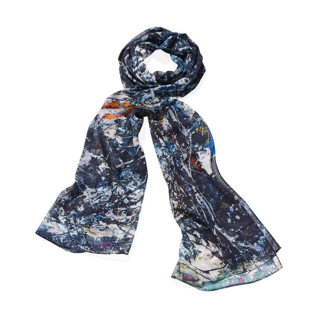 MoMA ポロック Fathom スカーフの商品画像