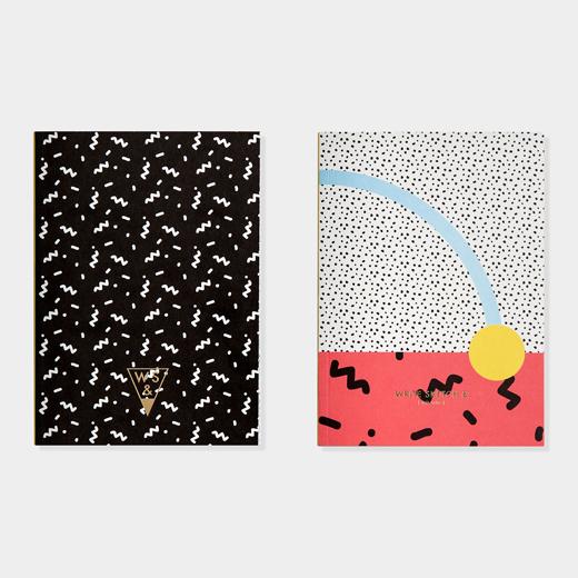 SUPER! ノートブック コンフェッティ A5の商品画像