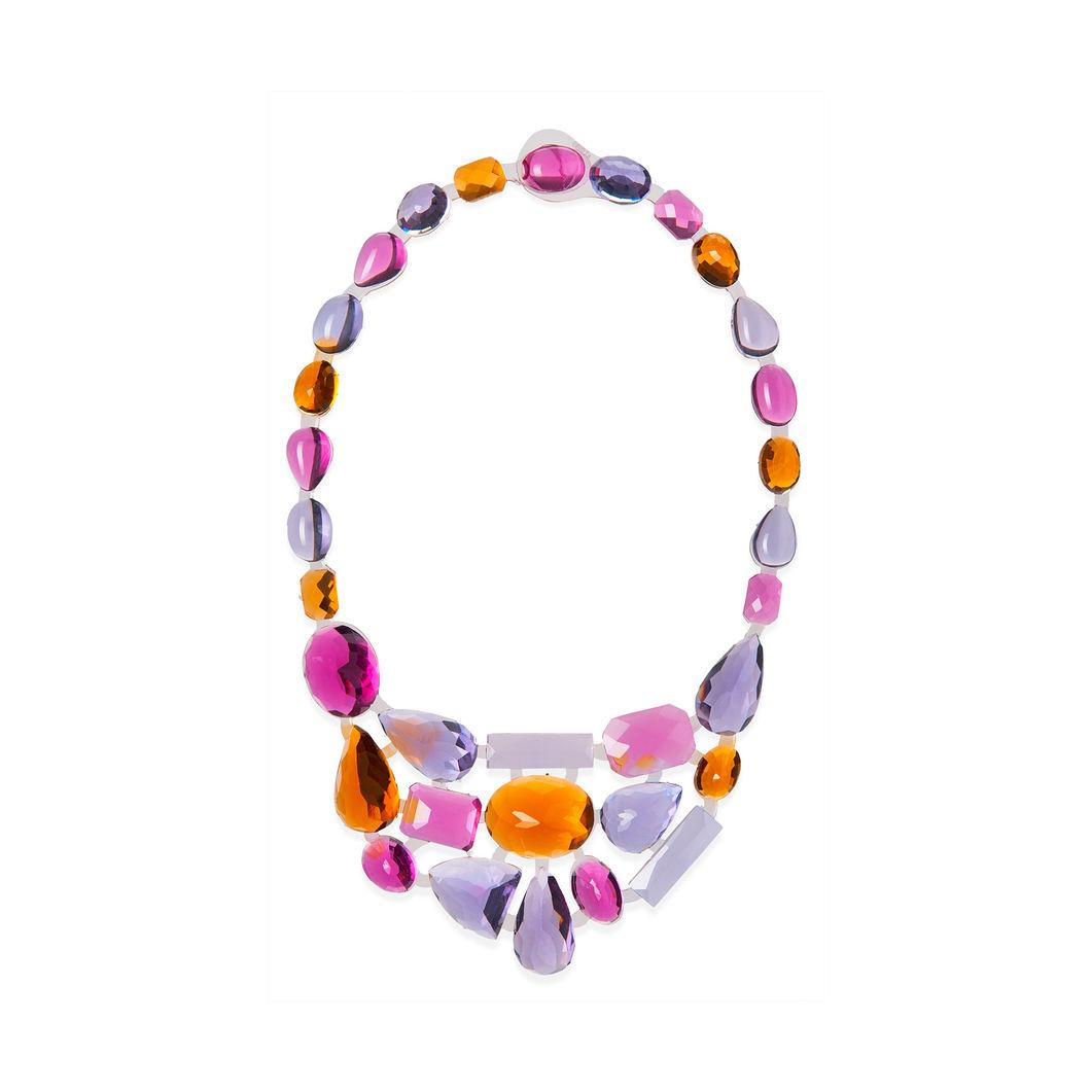 Corsi レジン ネックレスの商品画像