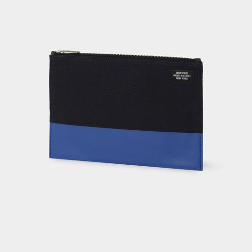 JackSpade ポーチ ブルーの商品画像