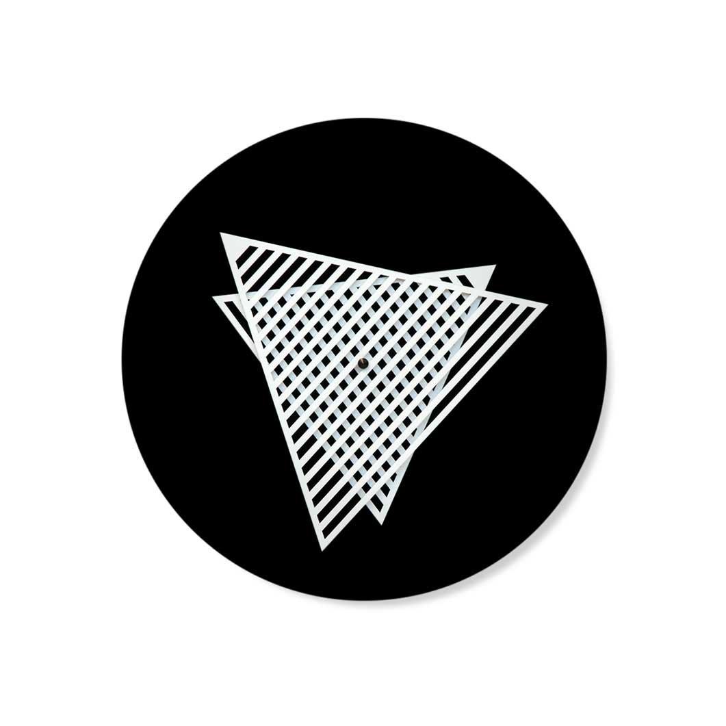 タイム パターン ウォールクロックの商品画像