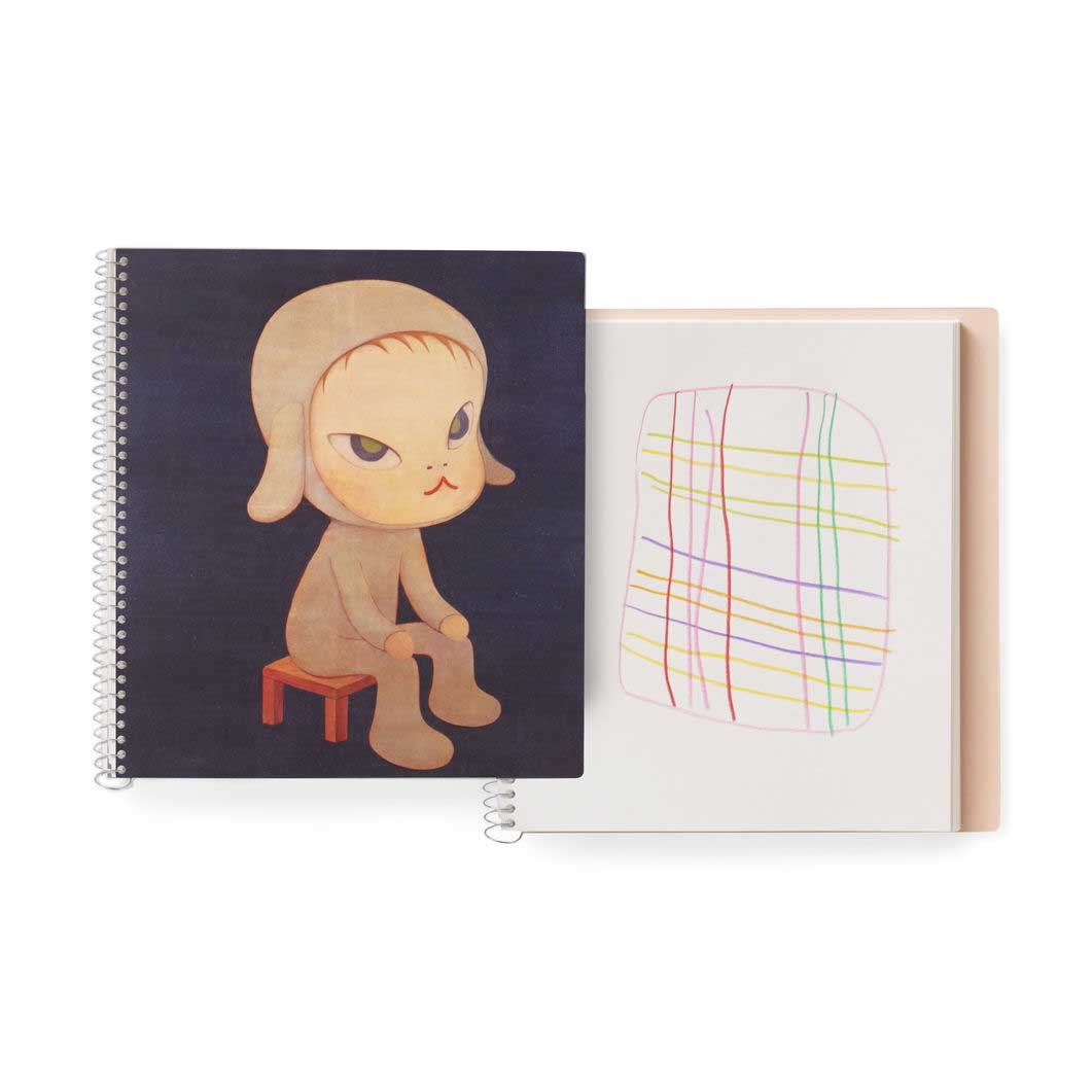 MoMA 奈良美智 スケッチブックの商品画像