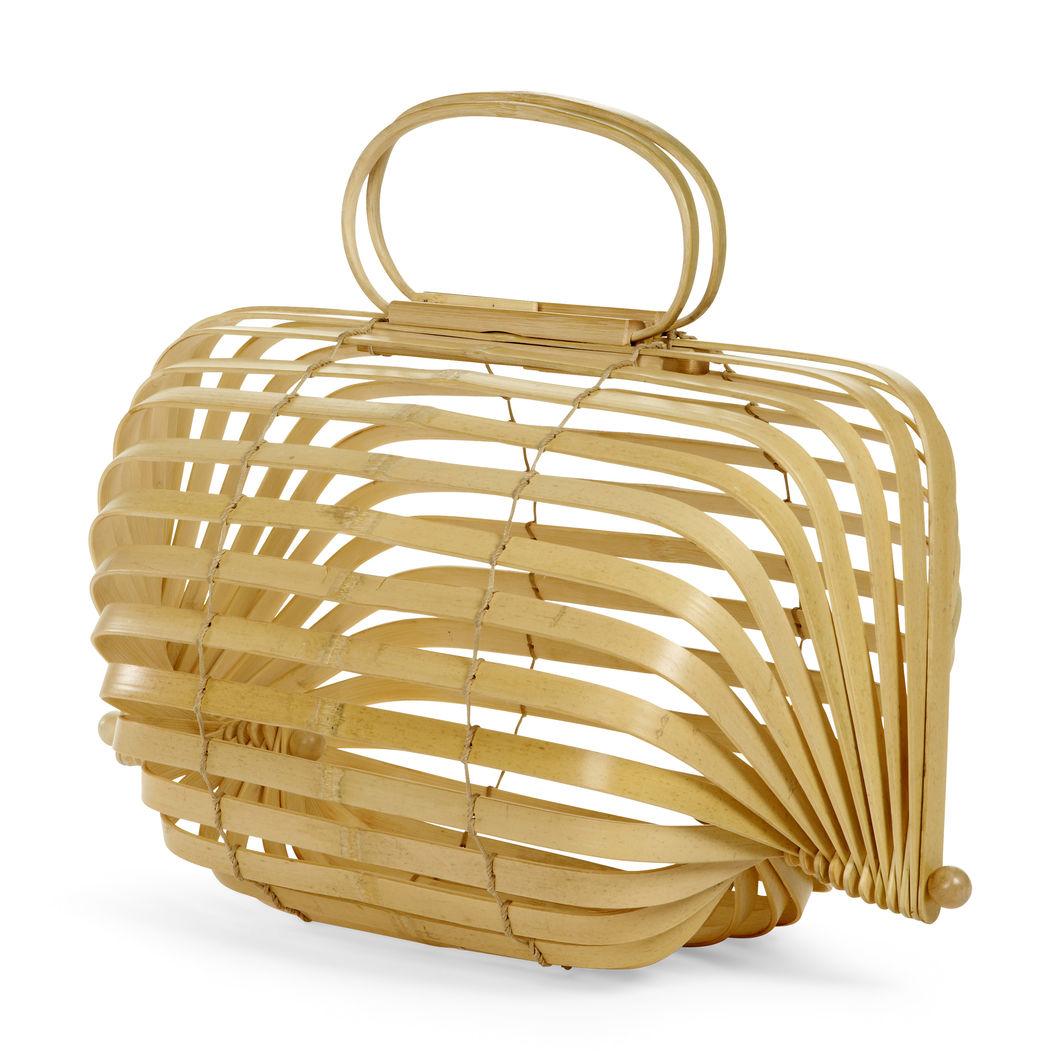 Lilleth バンブー フォーダブル バッグの商品画像