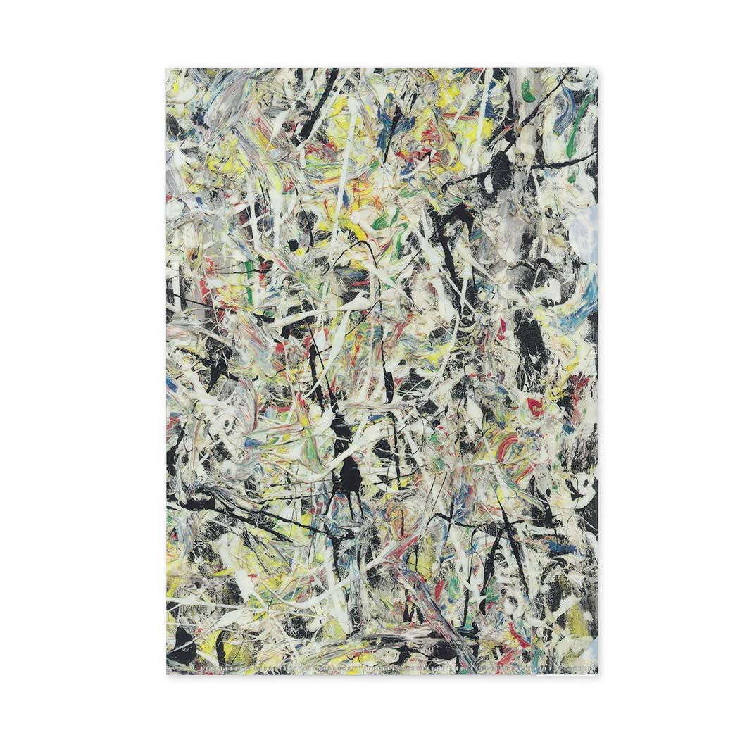 MoMA ポロック:White Light クリアフォルダーの商品画像