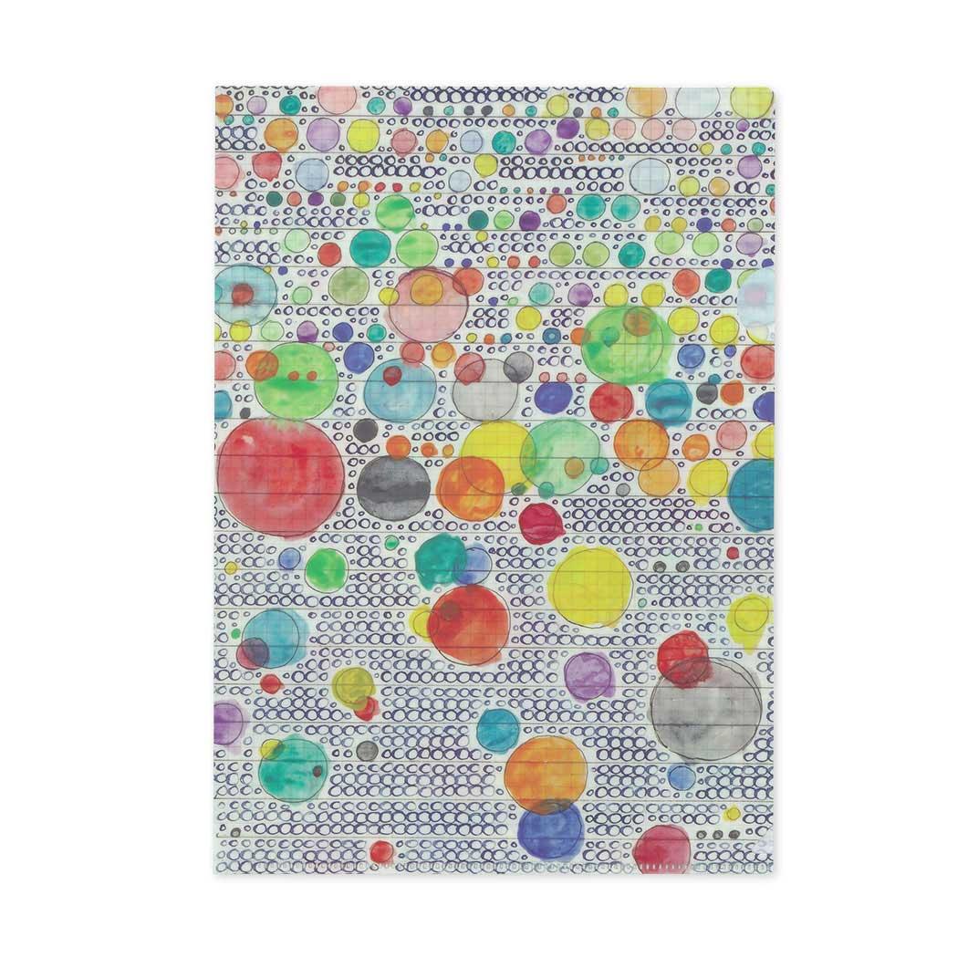 MoMA モレノ:Untitled クリアフォルダーの商品画像