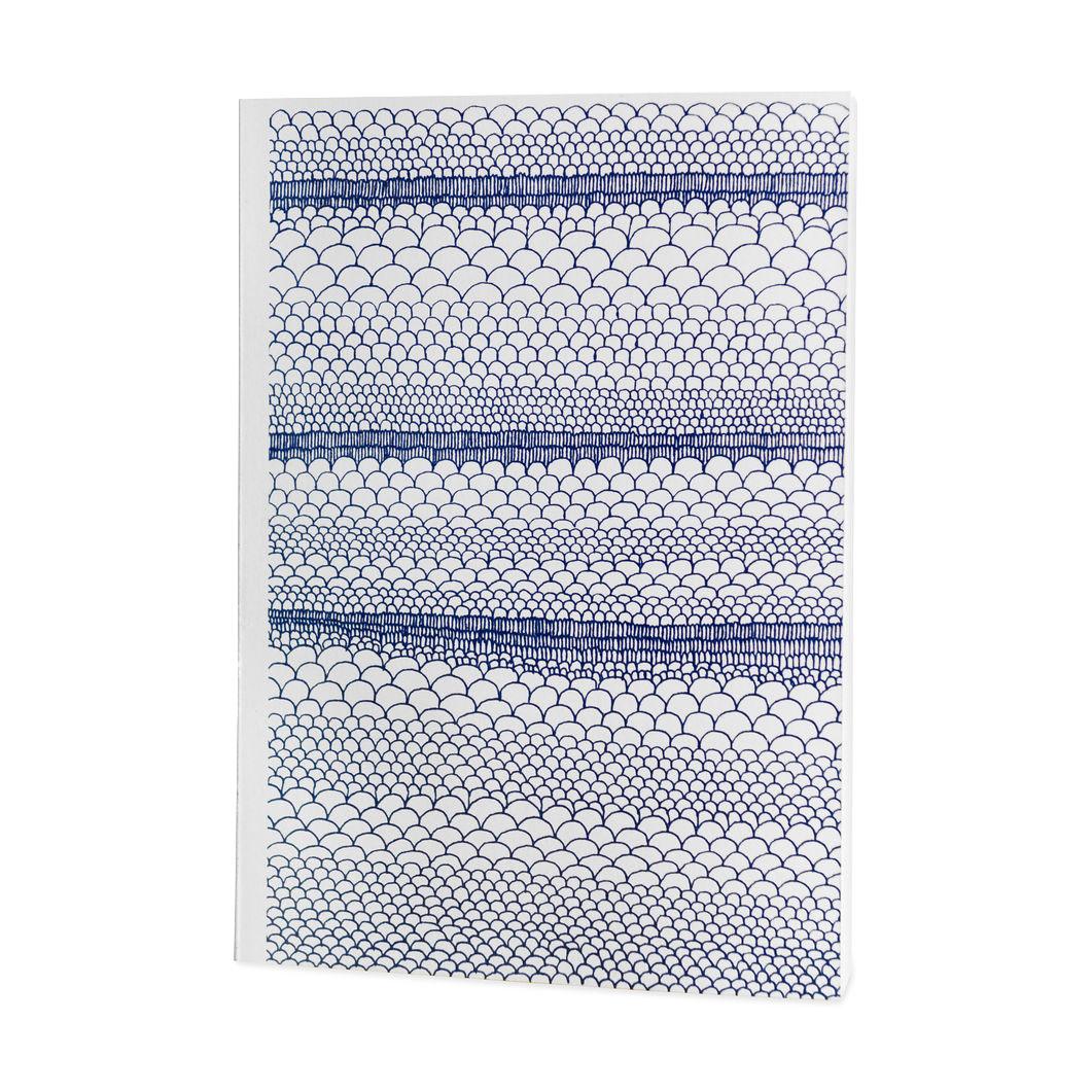 スケールノートブック ブルー A5の商品画像