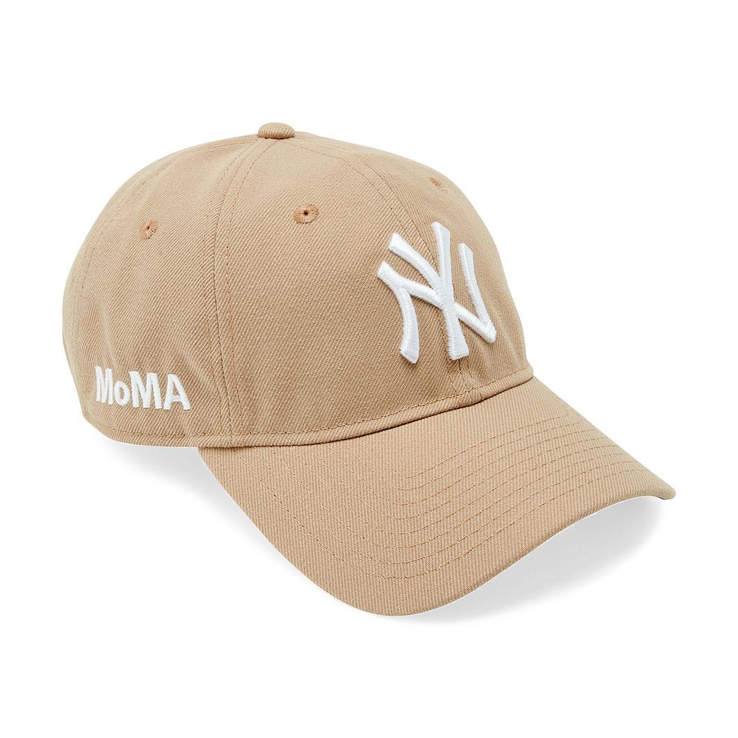 NY ヤンキースキャップ キャメル MoMA Editionの商品画像