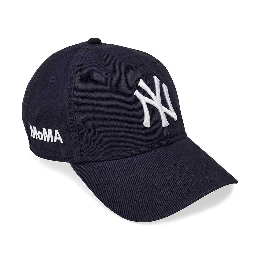 NY ヤンキースキャップ ネイビー MoMA Editionの商品画像